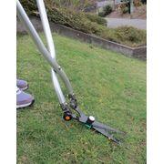 アルミハンドル(ショートタイプ)草刈り鋏:折り曲げ式
